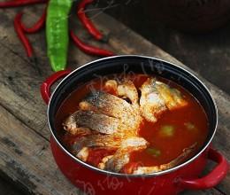 贵州王牌菜—下司酸汤鱼