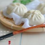 芹菜虾仁肉包