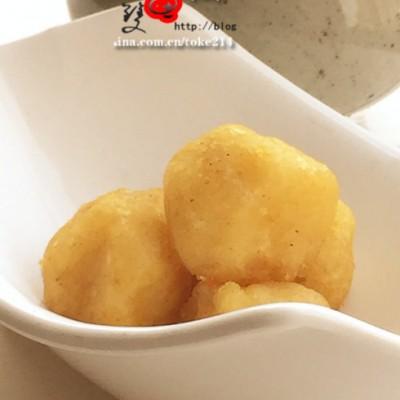 土豆丸子—储存能量迎接三伏
