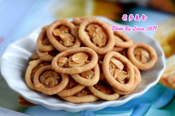 《莉莎美食》香脆罗马盾牌饼干