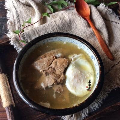 閩南養生調理坐月子必備-豬肝雞蛋湯