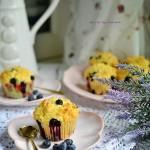 PierreHerme蓝莓麦芬---蓝芬季不可错过的小甜点