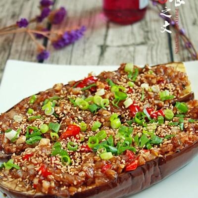 三千宠爱于一身--烤紫茄子