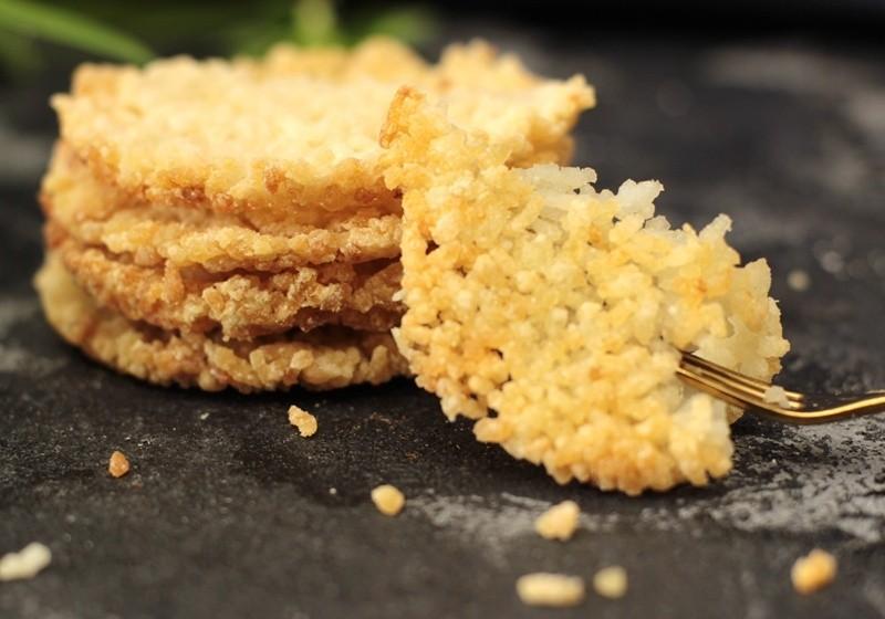 剩米饭大变身-锅巴