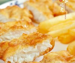关于食物的迷魂计-----炸鱼薯条
