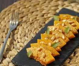 南瓜最简单最好吃的做法---黑椒南瓜