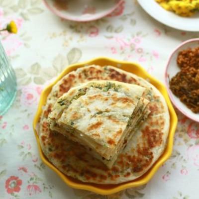 最佳早餐之一也是最好吃的早餐葱油饼