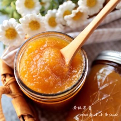 黄桃季不能错过的---黄桃果酱