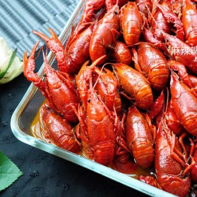 麻辣鲜嫩弹到极致的小龙虾