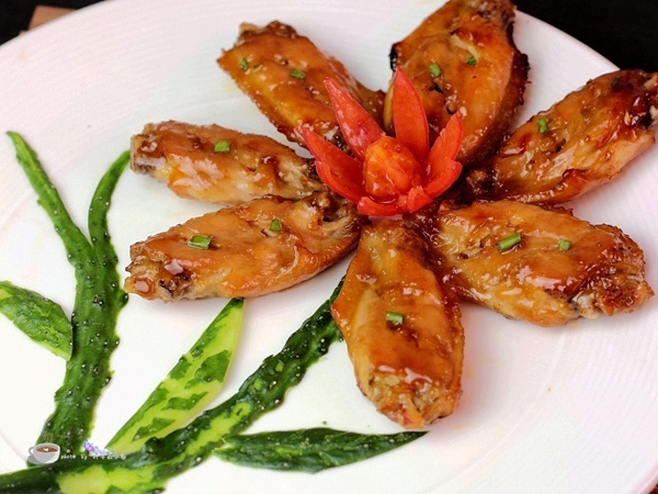 韩式烤鸡翅