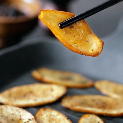 黄油黑椒杏鲍菇