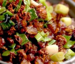 炒坨坨豆豉
