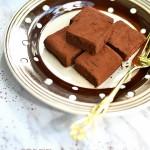 生巧克力—七夕甜蜜礼物自已做