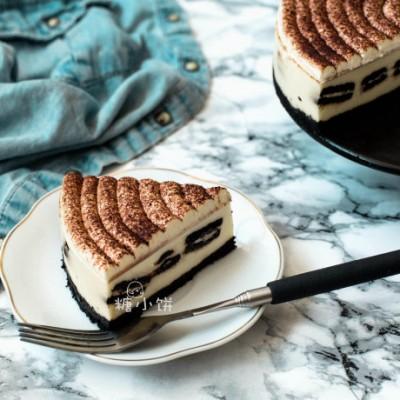 奥利奥冻芝士蛋糕