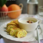 日式厚蛋烧—换个吃蛋的新花样