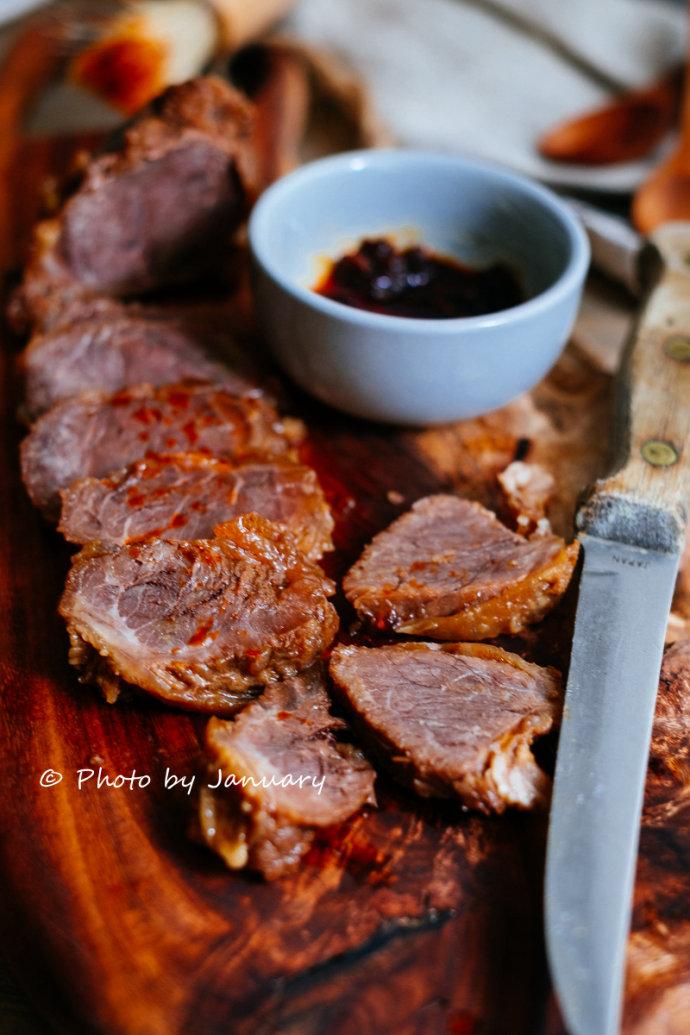 【酱牛肉】简单美味酱牛肉