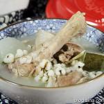 老鸭薏米冬瓜汤