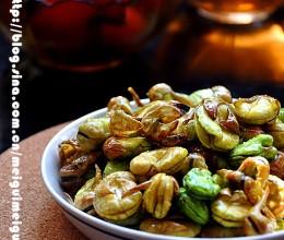 小吃—油炸兰花豆
