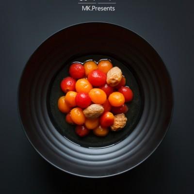 冰糖话梅小番茄