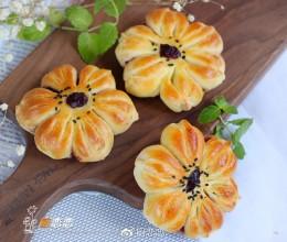 紫荆花面包