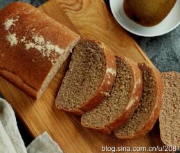 100%全麦面包