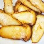 黄油煎松茸(附新鲜松茸的清洗和保存方法)