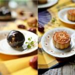 枣泥核桃月饼