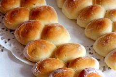 不用黄油的面包