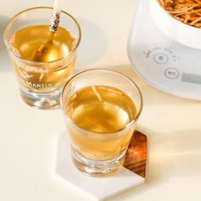 莫文蔚祖传养颜秘方---竹蔗茅根糖水