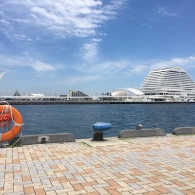 神户  这座城,具有明信片的质感,薄荷叶的清透。