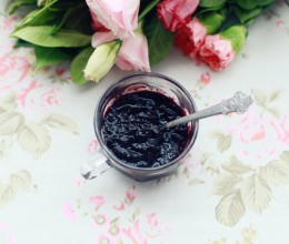 面包机也能做出好吃的蓝莓酱