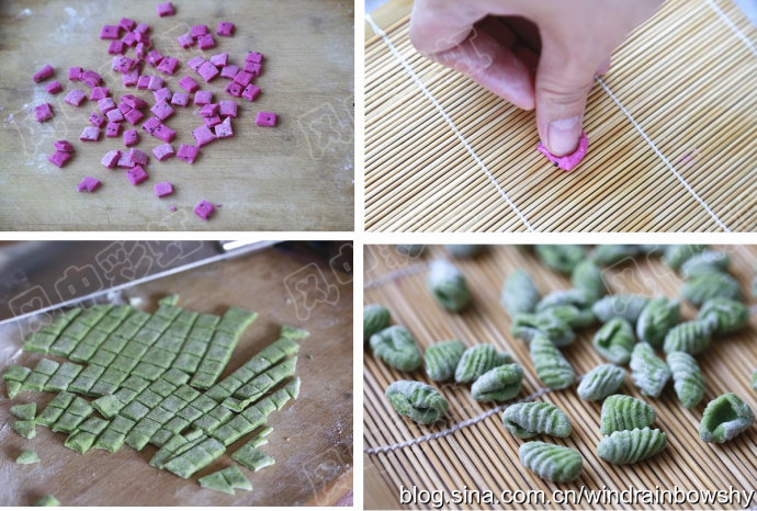 【辅食】三色麻食(手指食物)
