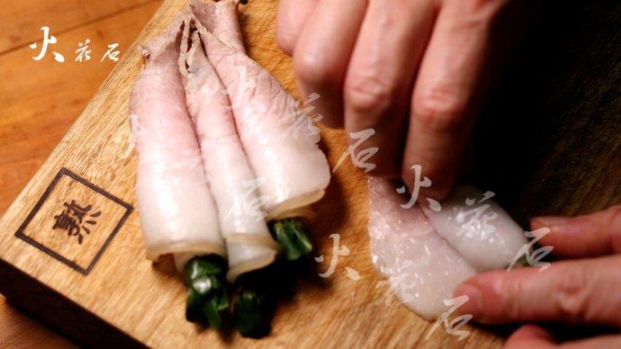 马齿苋白肉卷