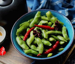 上海菜糟毛豆