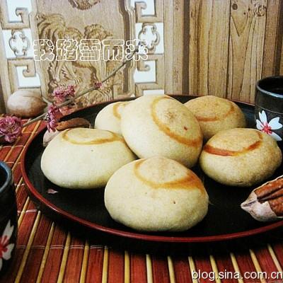 碧根果加持的北京老月饼
