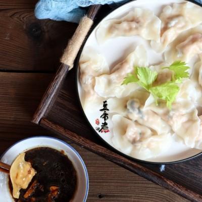 香菇猪肉馅水饺