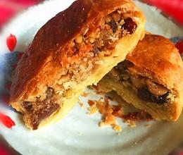市售五仁月饼变身低糖不油腻的酥皮月饼