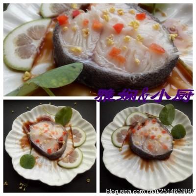 #趣味美食家#桂花飘香的季节——柠香桂花黑鳕鱼