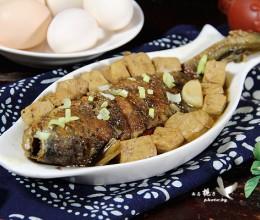 营养互补,还能促进钙吸收---黄鱼烧豆腐