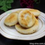 陕西美食-油酥饼