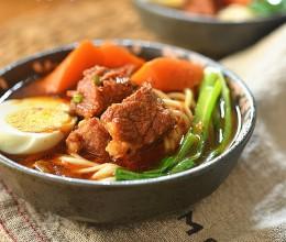 #大松IH压力电饭煲#红烧牛肉面--香浓入味一碗绝对不够吃