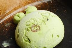 抹茶蔓越莓浓奶油冰淇淋