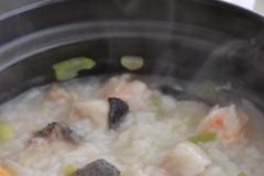 阿拉斯加黑鳕鱼粥