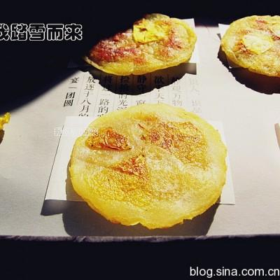 韩式夜来香土豆饼