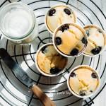 #趣味美食家#蓝莓玛芬——新手易上手的甜点