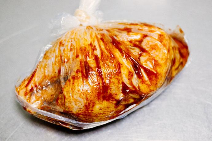 空气烤箱食谱-烤鸡