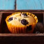 爆漿藍莓瑪芬