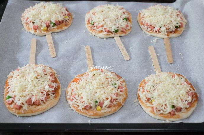 棒棒糖披萨