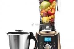 测评|Kps/祈和电器s3蒸煮加热破壁料理机