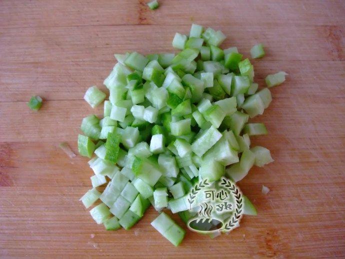 黄瓜芝士脆片